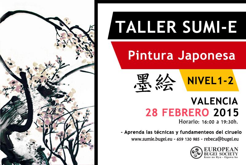 taller_curso_japon_sumie_iniciacion_nivel2_ciruelo_flor_valencia
