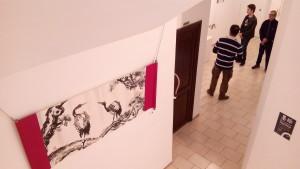 Exposición Pintura japonesa sumi-e