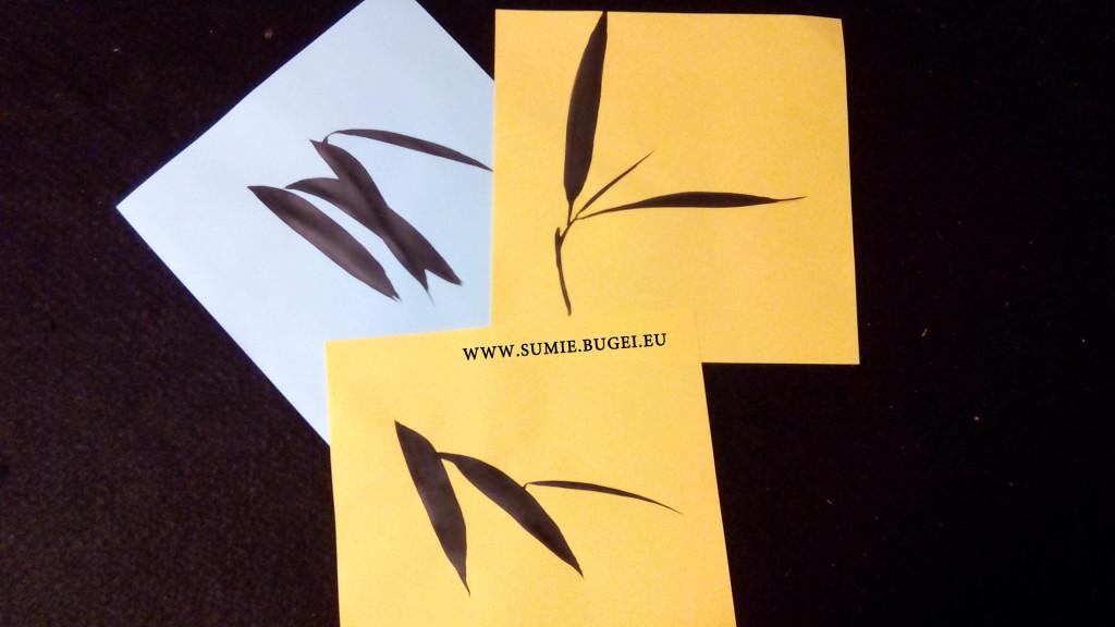 tecnica_pintar_hojas_bambu_sumie