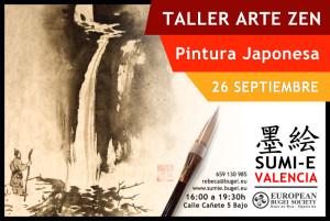 curso_pintura_sumie_japonesa_valencia_paisaje