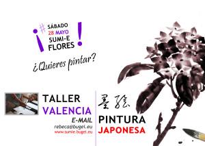 Taller de hortensia - ajisai